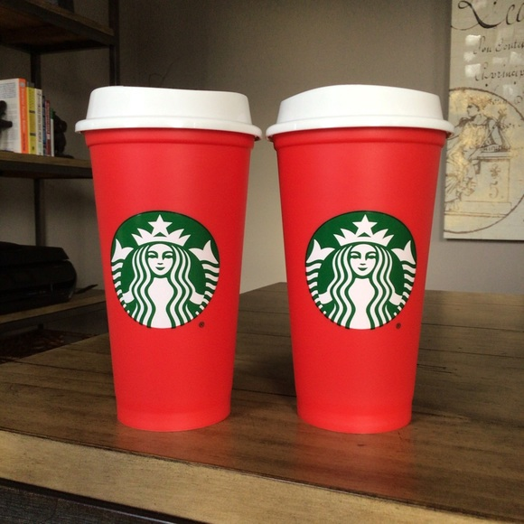 Starbucks 2018 Limited Edition Holiday Cups (2)